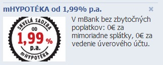 mbank facebook ad